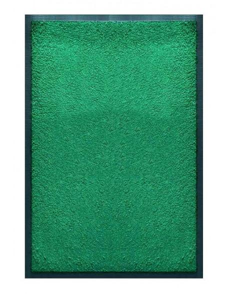 TAPIS D'ACCUEIL - NYLON UNI VERT CLAIR - Rectangulaire 60 x 90cm