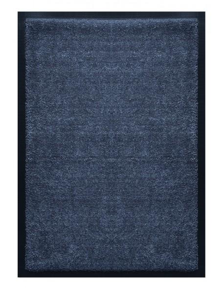 TAPIS D'ACCUEIL - NYLON UNI GRIS ANTHRACITE - Rectangulaire 60 x 90cm