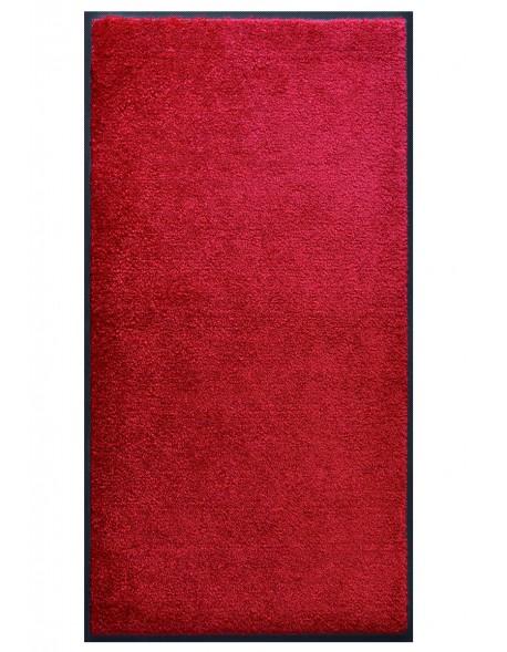 TAPIS PRESTIGE D'INTÉRIEUR - Fibre nylon uni fuchsia - Rectangulaire 120x240cm