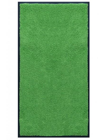 TAPIS PRESTIGE D'INTÉRIEUR - Fibre nylon uni vert pomme - Rectangulaire 120x240cm