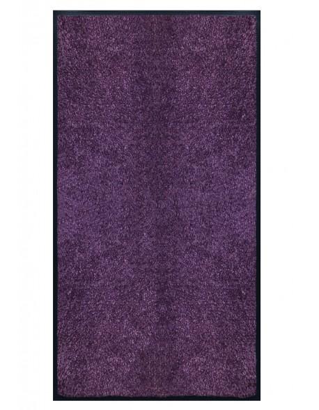 TAPIS PREMIUM - Fibre nylon uni violet - Rectangulaire 120x240cm