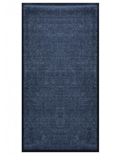 TAPIS PRESTIGE D'INTÉRIEUR - Fibre nylon uni anthracite - Rectangulaire 120x240cm