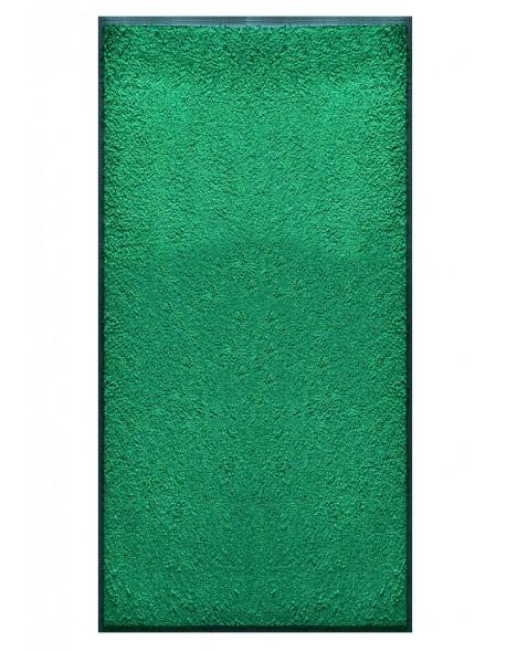 TAPIS PRESTIGE D'INTÉRIEUR - Fibre nylon uni vert clair - Rectangulaire 120x240cm