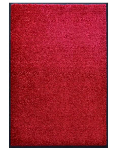 TAPIS PREMIUM - Fibre nylon uni fuchsia - Rectangulaire 120x180cm