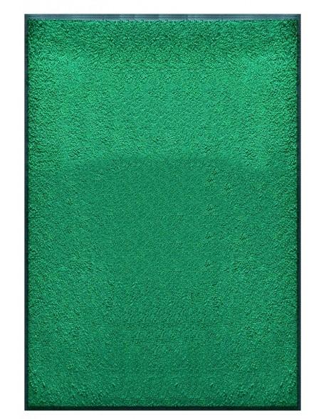 TAPIS PREMIUM - Fibre nylon uni vert clair - Rectangulaire 120x180cm