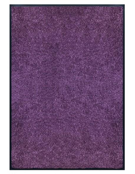 TAPIS PRESTIGE D'INTÉRIEUR - Fibre nylon uni violet - Rectangulaire 120x180cm