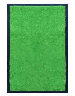 PAILLASSON Haut-de-gamme - Nylon vert pomme - Rectangulaire 50 x 75cm
