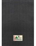 PAILLASSON Haut-de-gamme - Nylon uni gris foncé - Rectangulaire 50 x 75cm