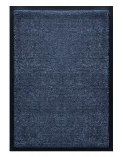 PAILLASSON Haut-de-gamme - Nylon uni gris anthracite - Rectangulaire 50 x 75cm