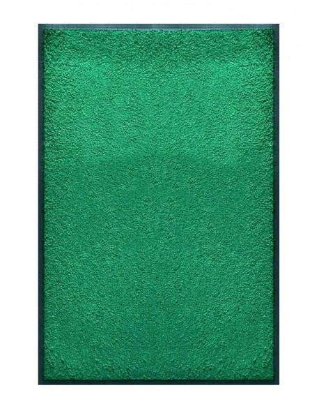 PAILLASSON Haut-de-gamme - Nylon uni vert clair - Rectangulaire 80 x 120cm