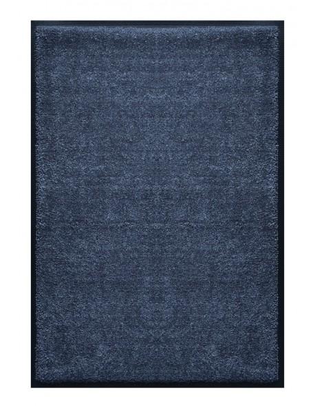 PAILLASSON Haut-de-gamme - Nylon uni gris anthracite - Rectangulaire 80 x 120cm