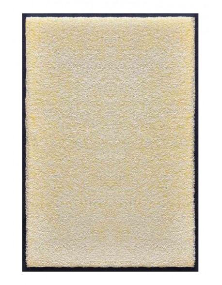 PAILLASSON Haut-de-gamme - Nylon uni blanc - Rectangulaire 80 x 120cm