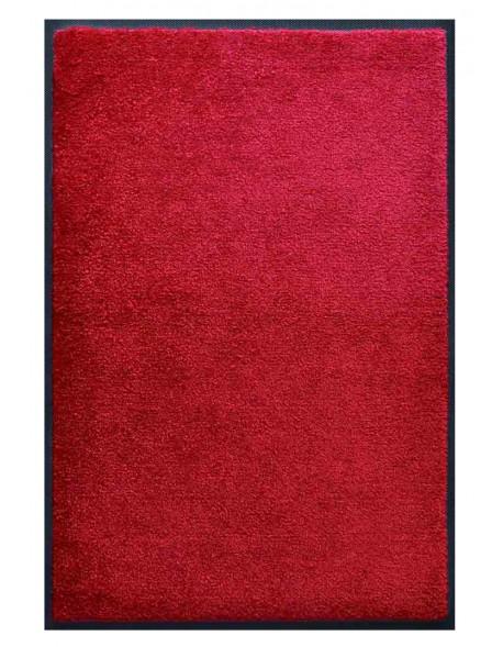 PAILLASSON Haut-de-gamme - Nylon uni fuchsia - Rectangulaire 80 x 120cm
