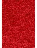 PAILLASSON Haut-de-gamme - Nylon uni rouge - Rectangulaire 90 x 150cm