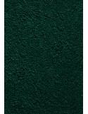 TAPIS PREMIUM NYLON UNI VERT FONCÉ - OCTOGONALE 90 x 90cm