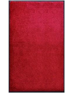 PAILLASSON Haut-de-gamme - Nylon fuchsia uni - Rectangulaire 90 x 150cm