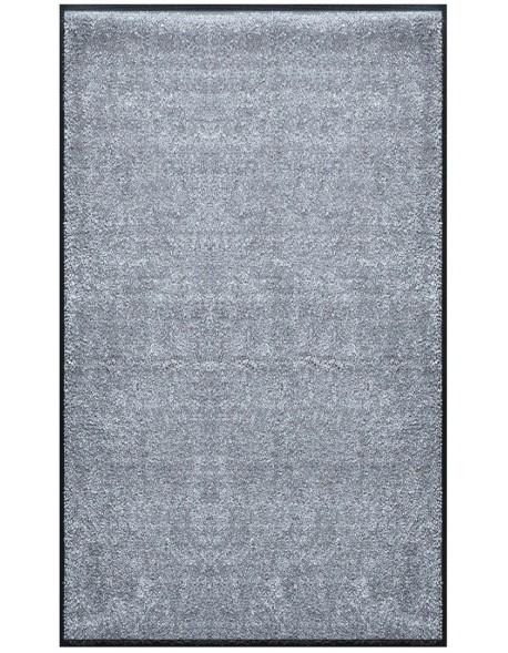 PAILLASSON Haut-de-gamme - Nylon gris clair - Rectangulaire 90 x 150cm