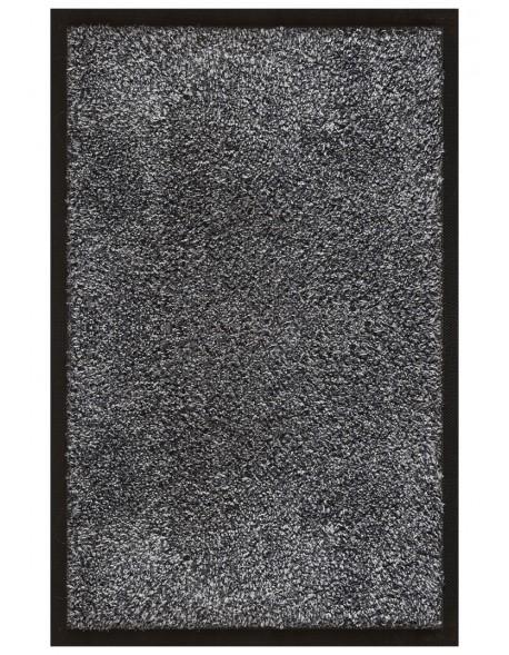 TAPIS D'ENTRÉE COTON - 40x60cm -PREMIUM GRIS