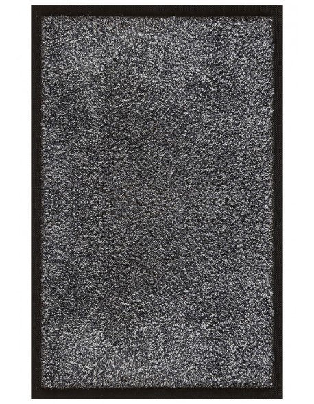 TAPIS D'ENTRÉE COTON - 50x75cm - PREMIUM GRIS