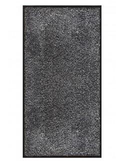 TAPIS D'ENTRÉE COTON - 120x240cm - PREMIUM GRIS