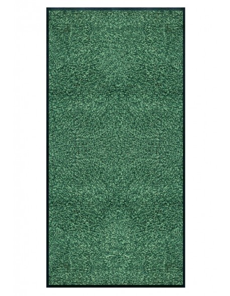 TAPIS D'ENTRÉE COTON - 120x240cm - PREMIUM VERT