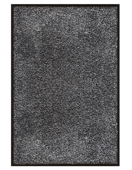 TAPIS D'ENTRÉE COTON - 80x120cm - PREMIUM GRIS