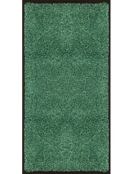 TAPIS D'ENTRÉE COTON - 50x120cm - PREMIUM VERT