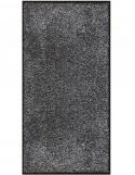 TAPIS D'ENTRÉE COTON - 50x120cm - PREMIUM GRIS