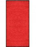 TAPIS D'ENTRÉE COTON - 50x120cm - PREMIUM ROUGE