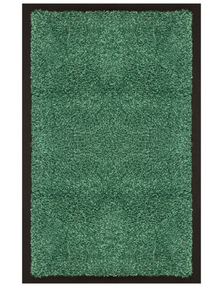 TAPIS D'ENTRÉE COTON - 90x150cm - PREMIUM VERT