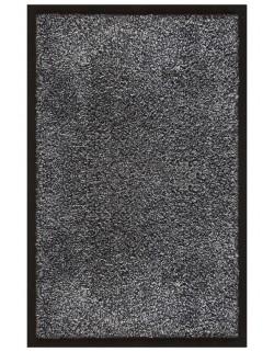 TAPIS D'ENTRÉE COTON - 90x150cm - PREMIUM GRIS