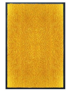 TAPIS PREMIUM NYLON UNI - COULEUR JAUNE ORANGE