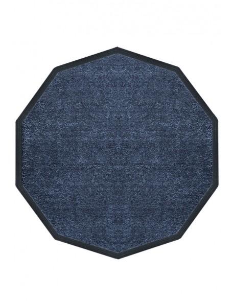 TAPIS PREMIUM NYLON UNI GRIS ANTHRACITE - DÉCAGONALE 120 x 120cm