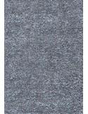 TAPIS DE PORTE D'ENTRÉE - NYLON UNI GRIS FONCÉ - Rectangulaire 40 x 60cm