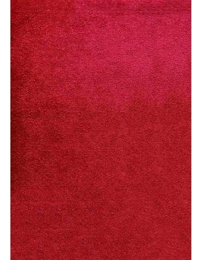 Tapis de salle de bains nylon uni fushia - Rectangulaire 50 x 120cm