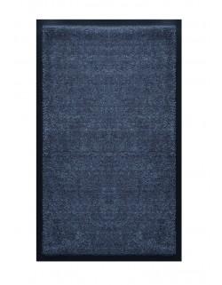 TAPIS DE SALLE DE BAINS - NYLON UNI GRIS ANTHRACITE - Rectangulaire 50 x 120cm