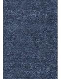 Tapis de salle de bains nylon uni gris clair - Rectangulaire 50 x 120cm
