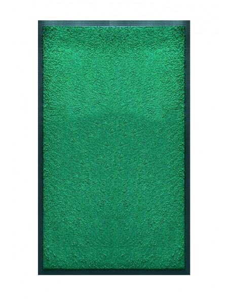 TAPIS DE SALLE DE BAINS - NYLON UNI VERT CLAIR - Rectangulaire 50 x 120cm