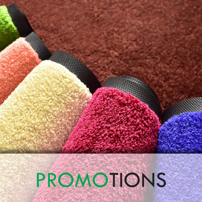 tapis de propreté nylon